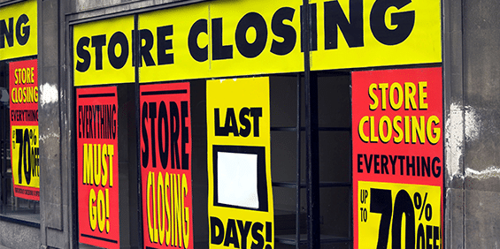 "Is this really the ""retail apocalypse"""""